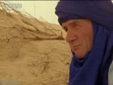 Cooking in the Sahara - Michael Palin for BBC