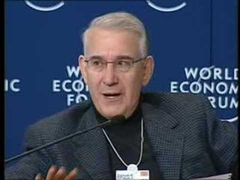 Davos Annual Meeting 2005 - One Economy, Many Risks
