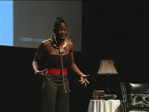 TEDxToronto - D'bi Young - 9/10/09