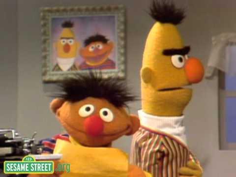 Sesame Street: Ernie's Alphabet Story