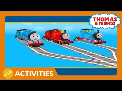 Thomas & Friends: What's wrong with the engines? Play Along
