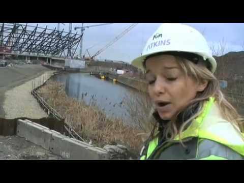 Ecology update on the Olympic Park - London 2012