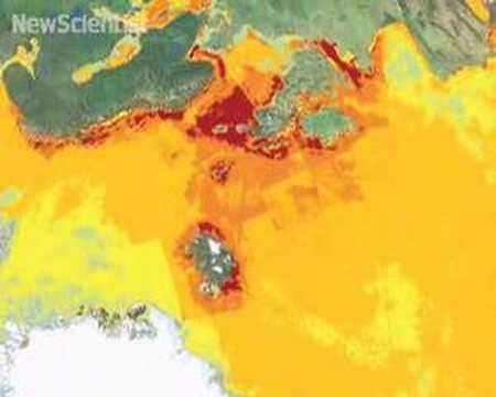 Map reveals extent of human damage to oceans