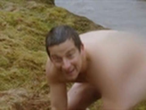 Man vs. Wild - Bear Grylls Nude