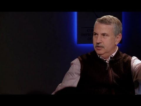 Insights: Ideas for Change - Thomas Friedman - From Connected to Hyperconnected (Full)