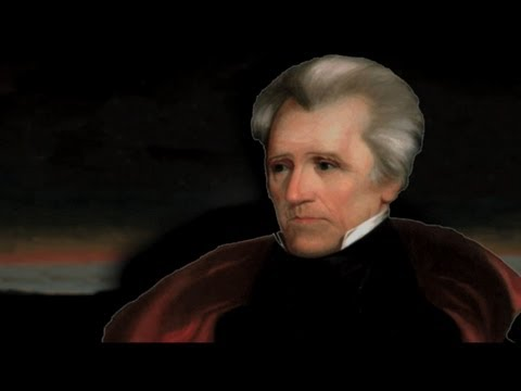 Andrew Jackson: The First Imperial President