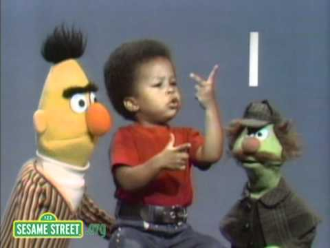 Sesame Street: Bert and John John Count