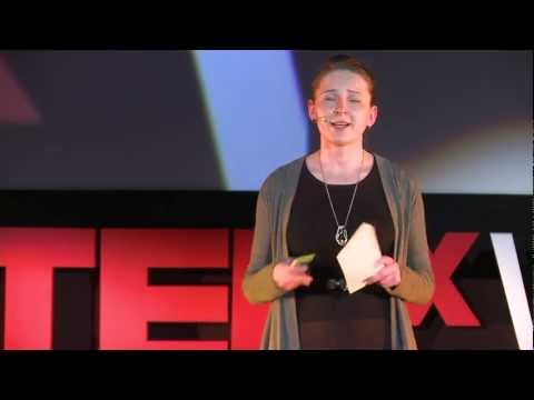 TEDxWarsaw - Anna Lichota - Changing my life one mountain at a time