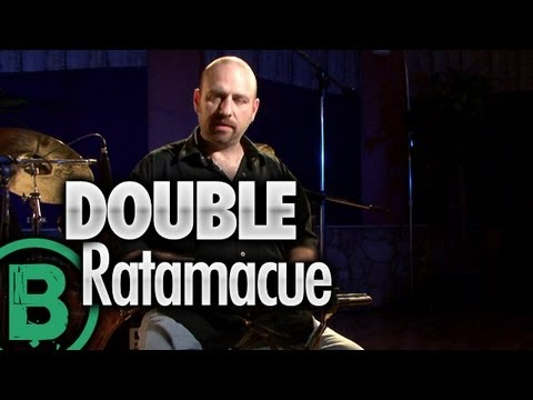 Double Ratamacue - Drum Rudiment Lessons