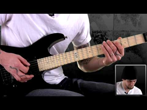 Darkest Hour Tranquil Guitar Lesson