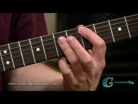Guitar Lesson: Barre Chords