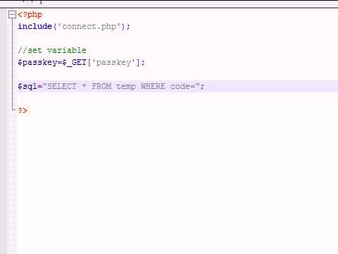 PHP Tutorial - 32 - Email Confirmation for PHP Game