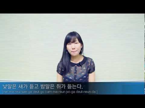 Korean Idiomatic Expressions - 낮말은 새가 듣고 밤말은 쥐가 듣는다 (Walls have ears.)