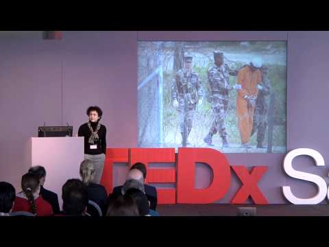 TEDxSalford - Irene Khan - End The World's Worst Human Rights Scandal