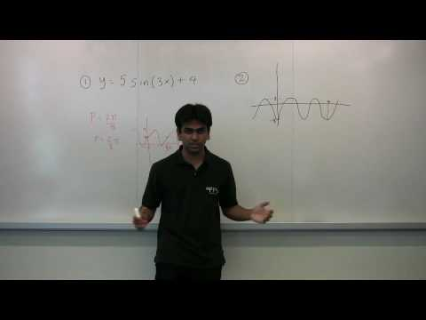 Trig Functions - Examples