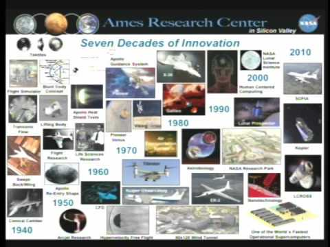 The History of NASA Ames