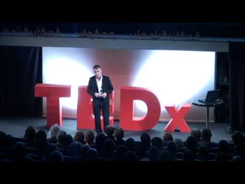 TEDxHelsinki - William Wolfram - Making Of An Entrepreneur
