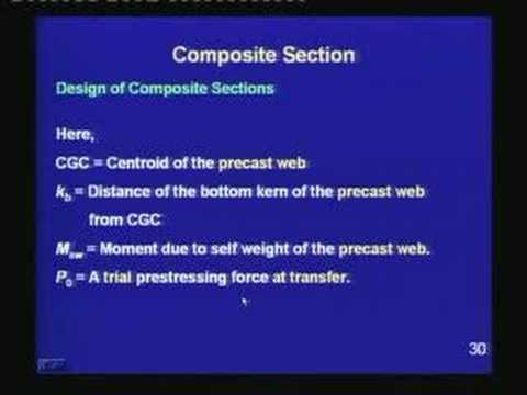 Lecture-35-Composite Sections