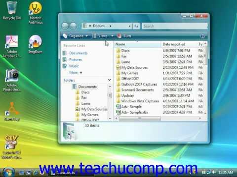 Windows Tutorial Changing Windows View Microsoft Training Lesson 1.8