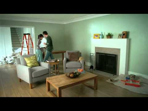 The Home Depot - Make Your Walls Talk: Paint Commercial