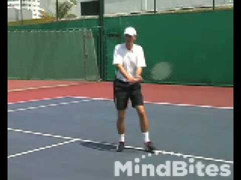 Tennis Backhand Lesson For Beginners
