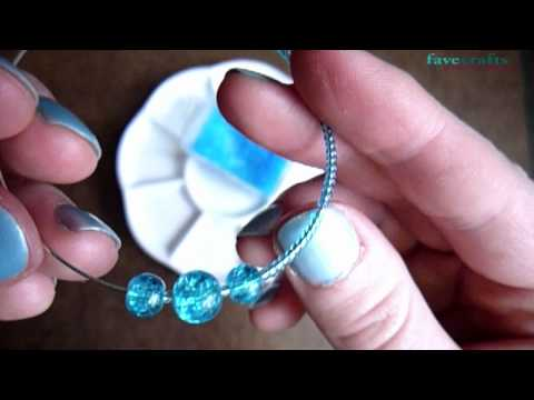 How to Make Boho Hoop Earrings