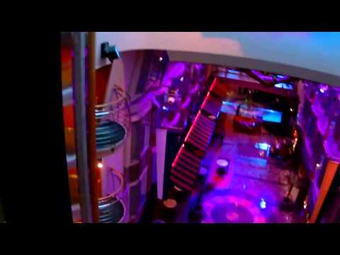 A Speedy Cruise-Ship Orientation