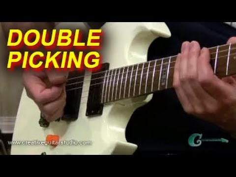 GUITAR TECHNIQUE: Double Picking