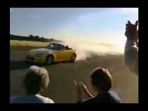 Top Gear - Grannies spin donuts pt 2 - BBC