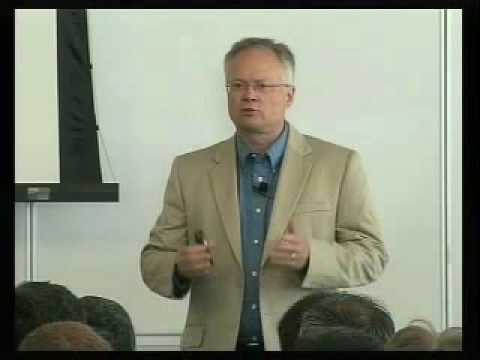 "Chris Martenson - Visiting Speaker at Yahoo's ""Outside In"" Program (part 1 of 6)"