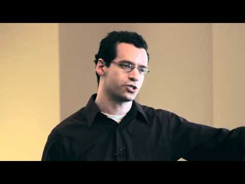 TEDxMichiganAve- Ian David Moss- Why Citizen Curators Should Decide Who Gets to Be an Artist
