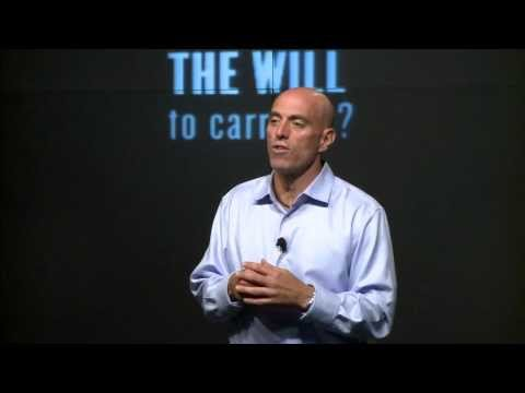 TEDxGotham 2011- Matt Long- Power of I Will