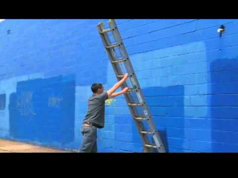 Use an Extension Ladder