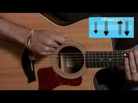 How to Play Guitar: Beginners / Strum 2