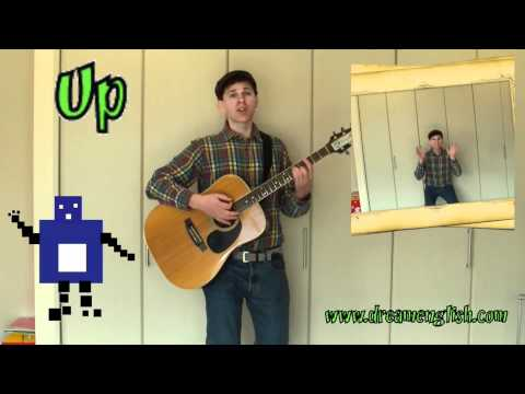 Fun with Kids English: Up and Down Warm Up!