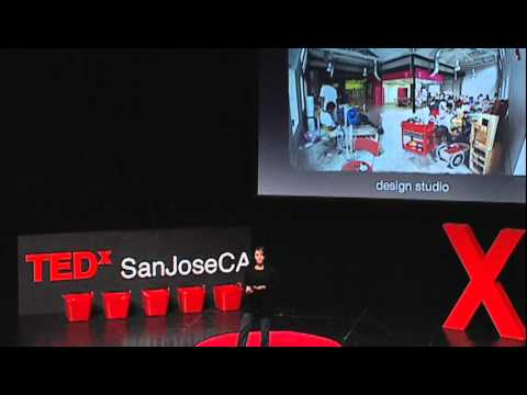 TEDxSanJoseCA 2012 - Saba Ghole  -  Can You Learn Creativity?