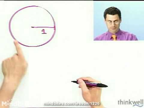Pre-Calculus: Convert between Degrees and Radians