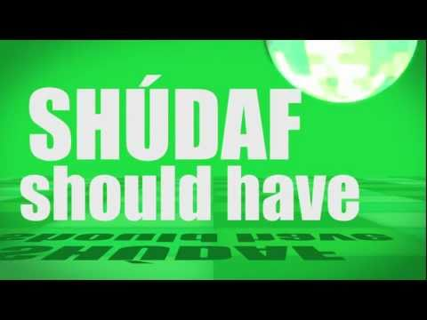 Pronunciation - #48 Should have (SHÚDAF)