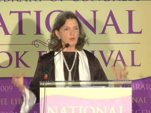 Katherine Neville - 2009 National Book Festival