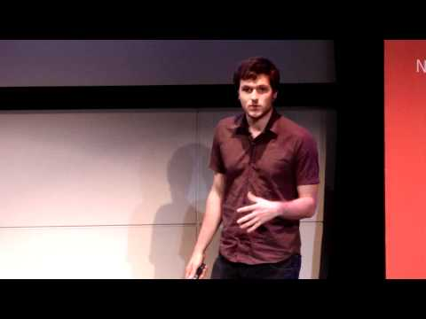 TEDxGallatin - Sam Metcalfe - Visual Cognition a History of Artistic Experiments in 3D
