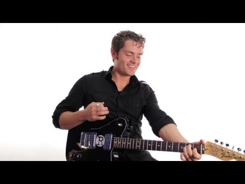 """How to Play """"Gilligan's Island"""" TV Theme Song on Guitar"""