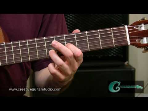 Fingerstyle Guitar: Open String Chord Voicings