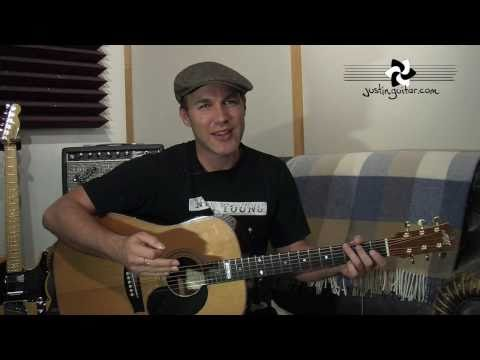 Intermediate Rhythm Guitar 4: Percussive Hit (Guitar Lesson IM-145) How to play IF Stage 4