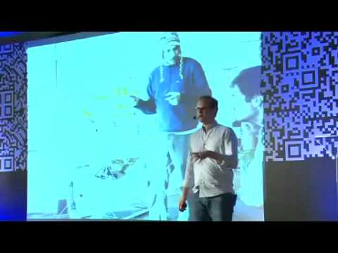TEDxMuscat - Mathias J. Holzmann - Disruptive Innovation = Social Invention