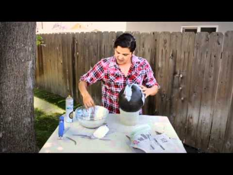 How to Use Balloon Bases in Paper Mache