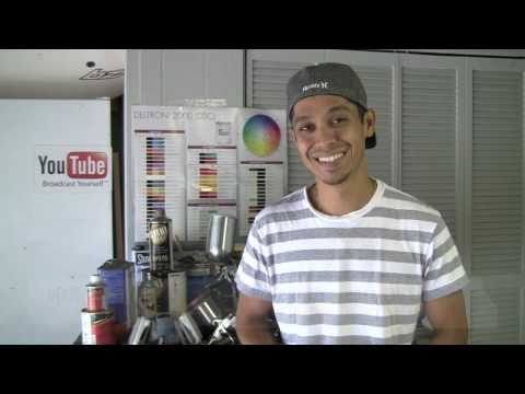 Rustoleum Paint Job Secrets - How To Mix The Secret Rustoleum Car Paint Blend!