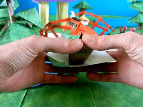 Origami Japanese Tree