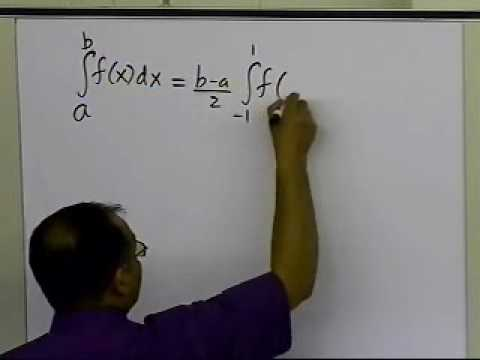 Multiple Segment Gauss Quadrature Rule for Singular Integrands: Part 1 of 2