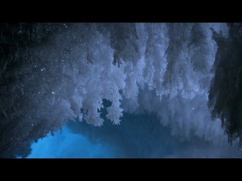 Volcanic Ice Crystals of Antarctica | Frozen Planet