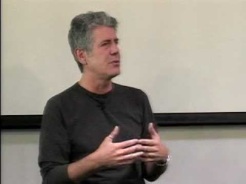 Authors@Google: Anthony Bourdain